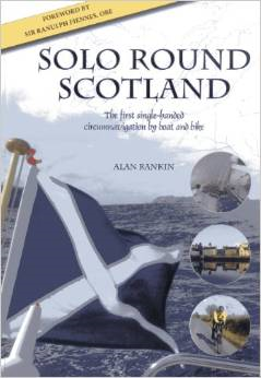 Solo Round Scotland Cover