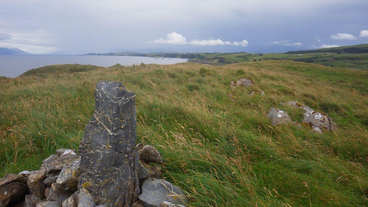 Cairn Berera island