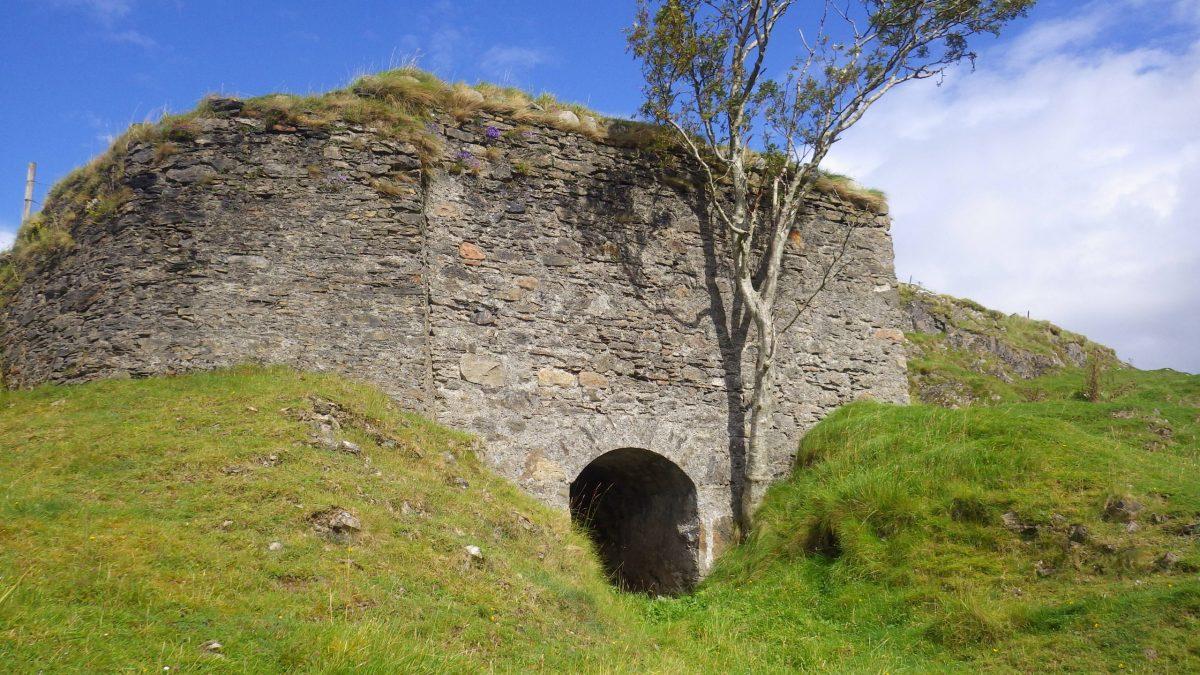 Scotislands Eilean nan Caorach Appin Kiln