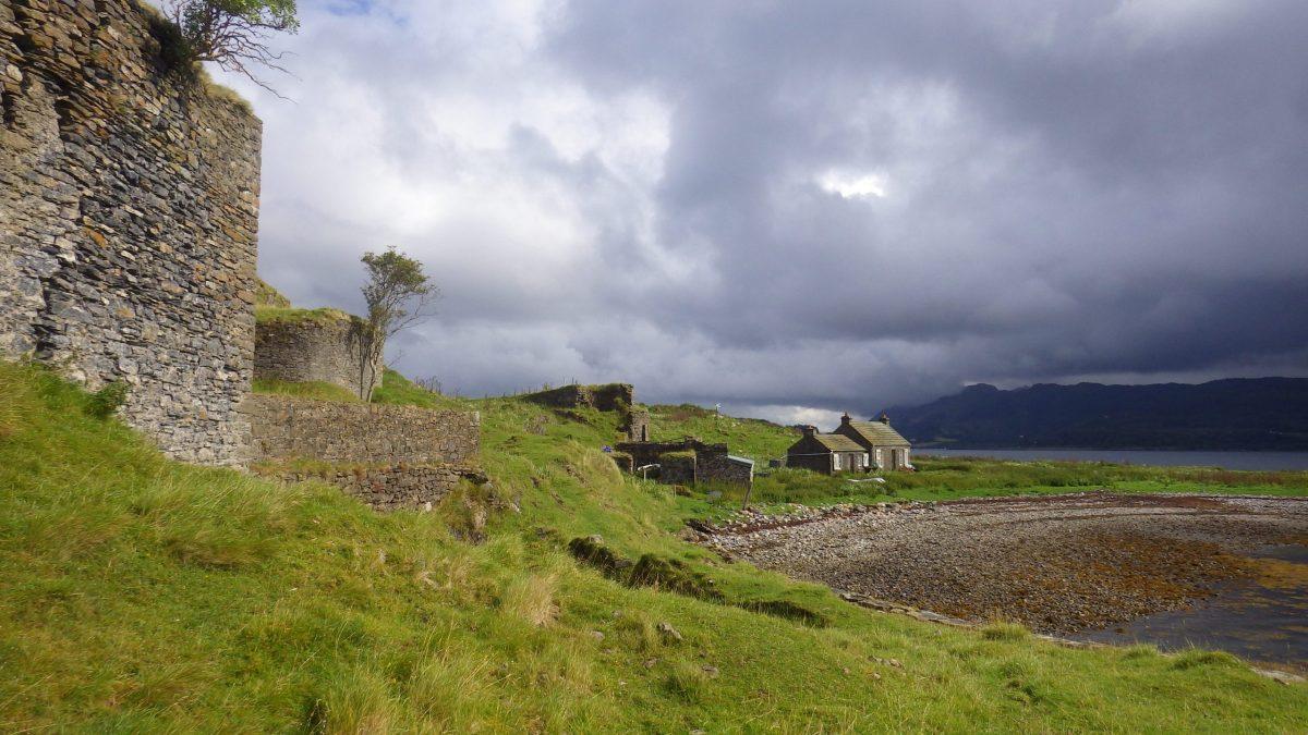 Scotislands Eilean nan Caorach Appin
