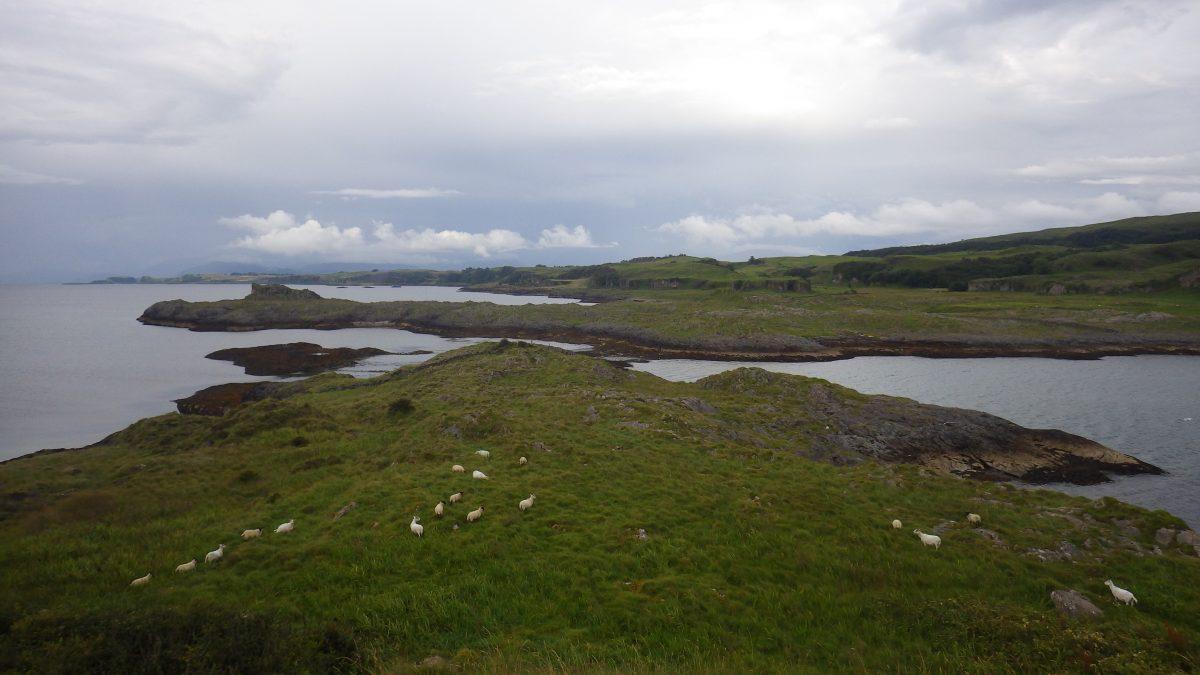 Berera and Lismore islands