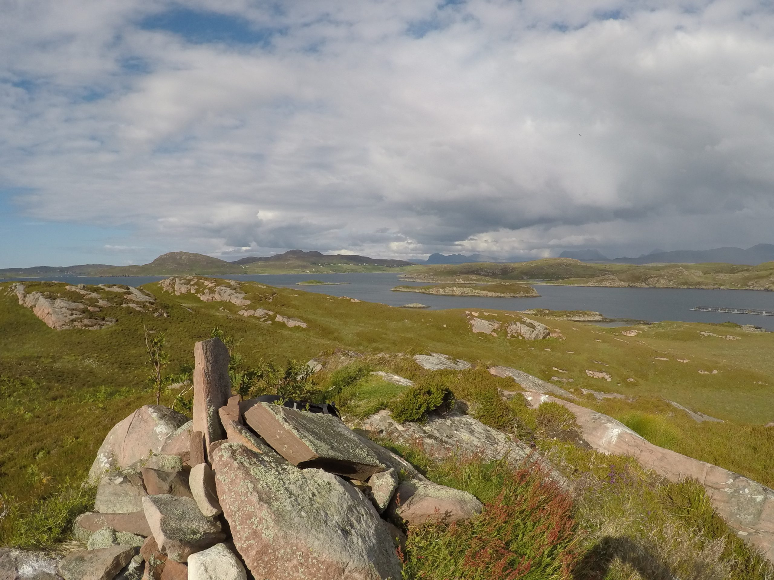 Eilean Fada Mor Summer Isles