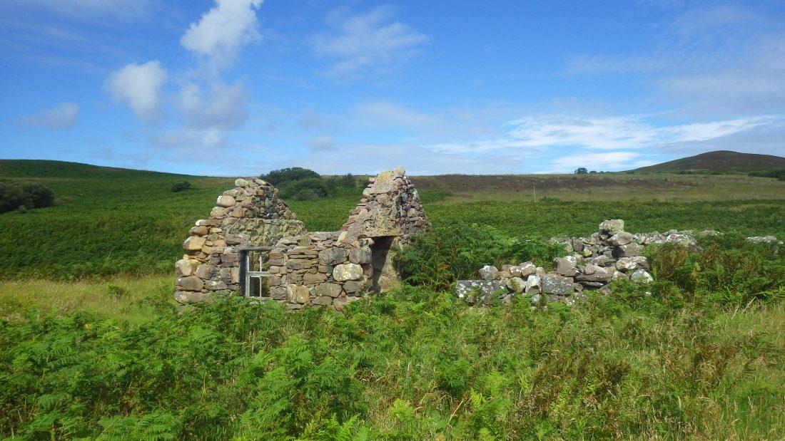 Scotislands Gruinard ruin