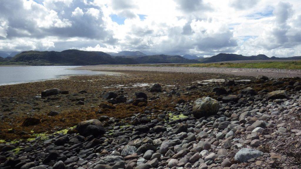 Scotislands Gruinard beach