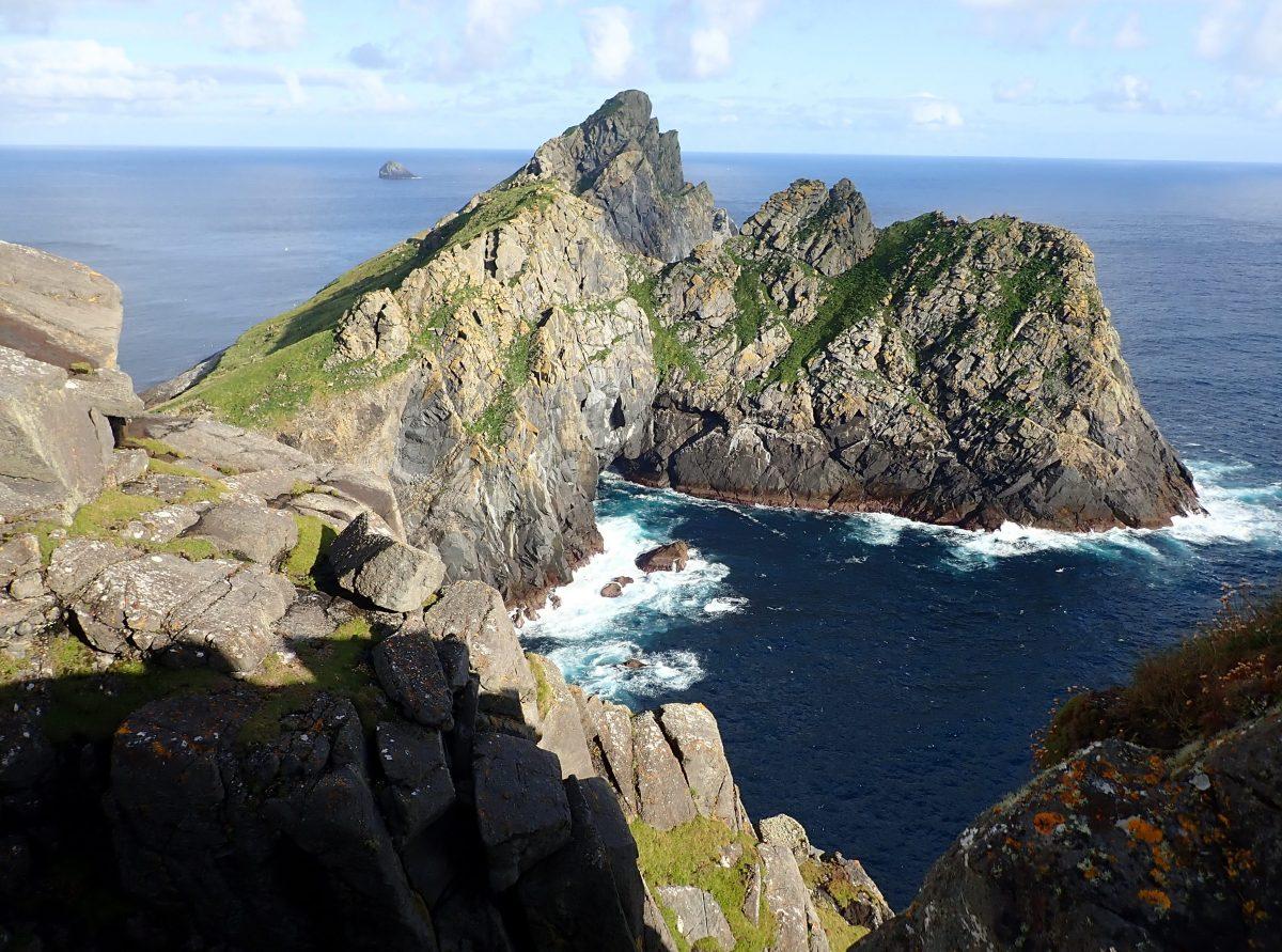 Scotislands Scottish Islands St KIlda Dun
