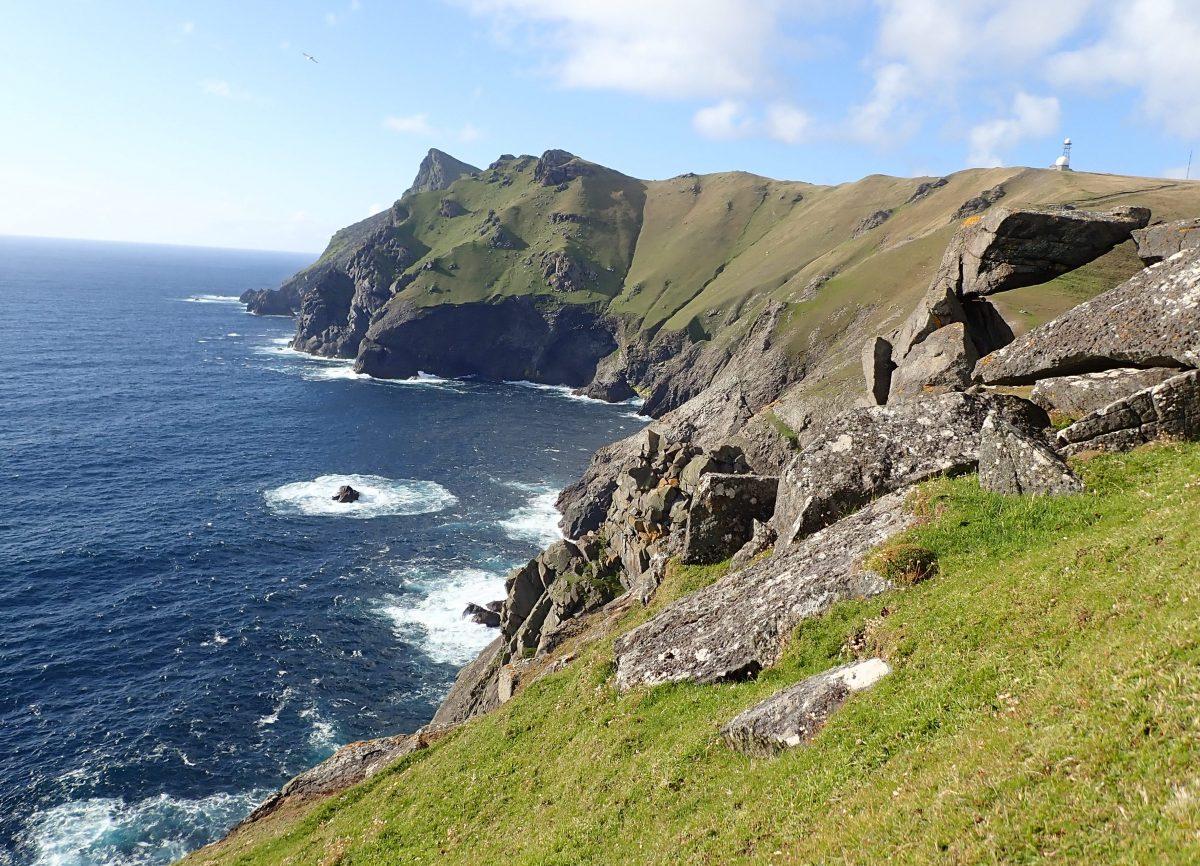 Scotislands Scottish Islands St Kilda Ruaival