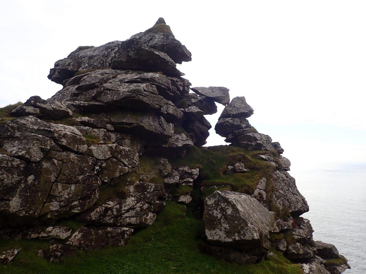 Scotislands Scottish Islands St Kilda Lovers Stone