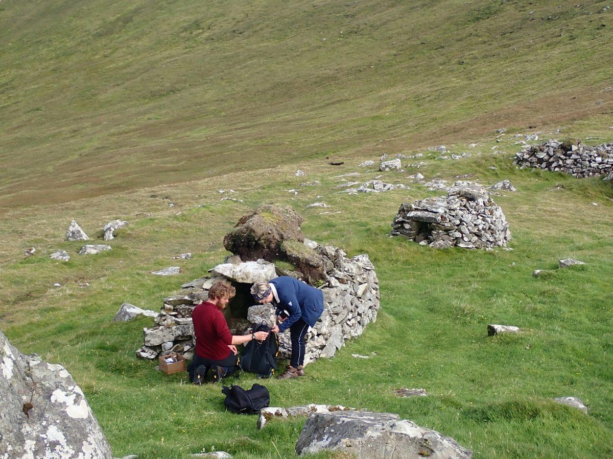 Scotislands Scottish islands St Kilda NTS staff