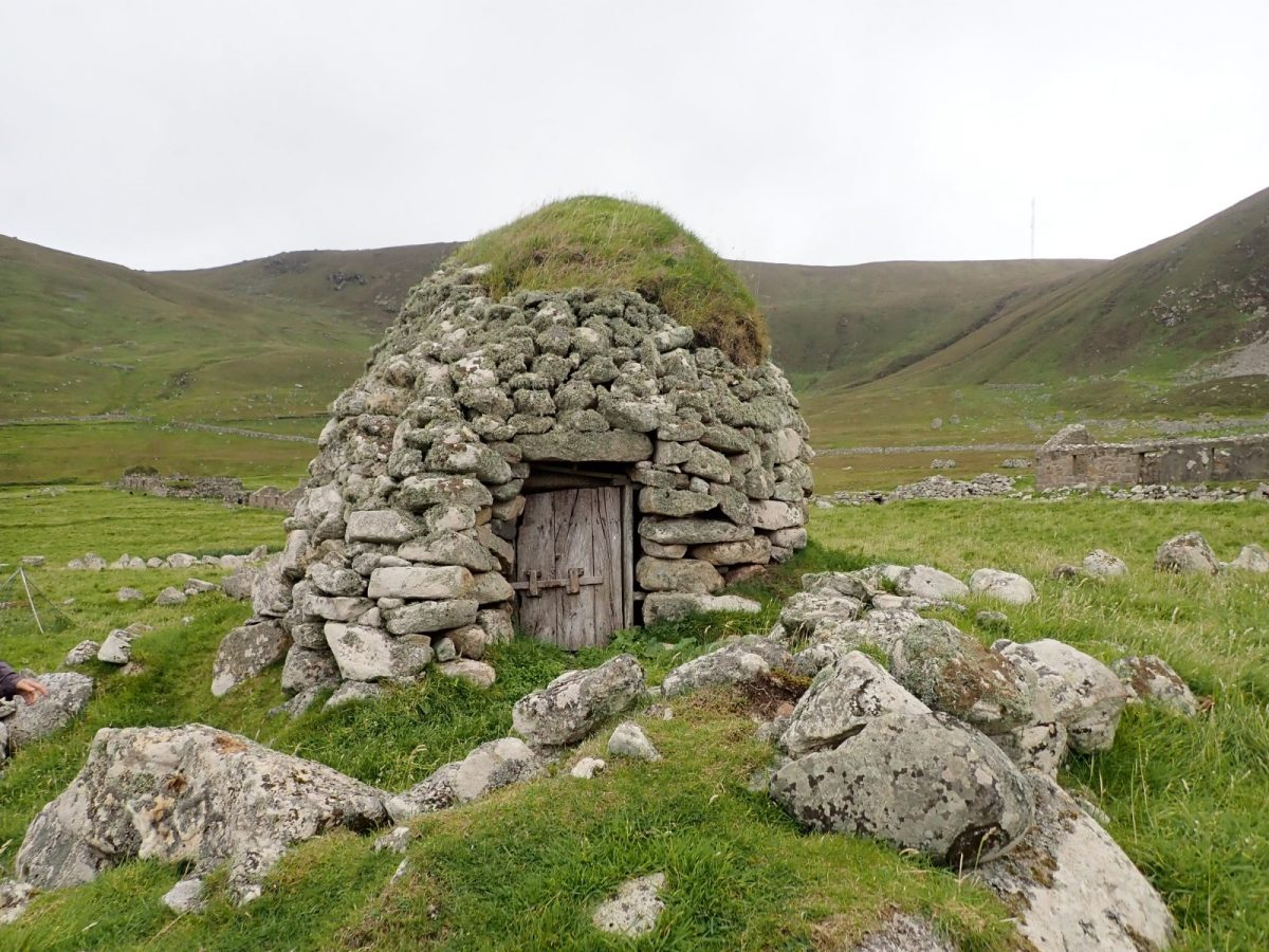 St Kilda Cleit Scottishislands Scottish islands