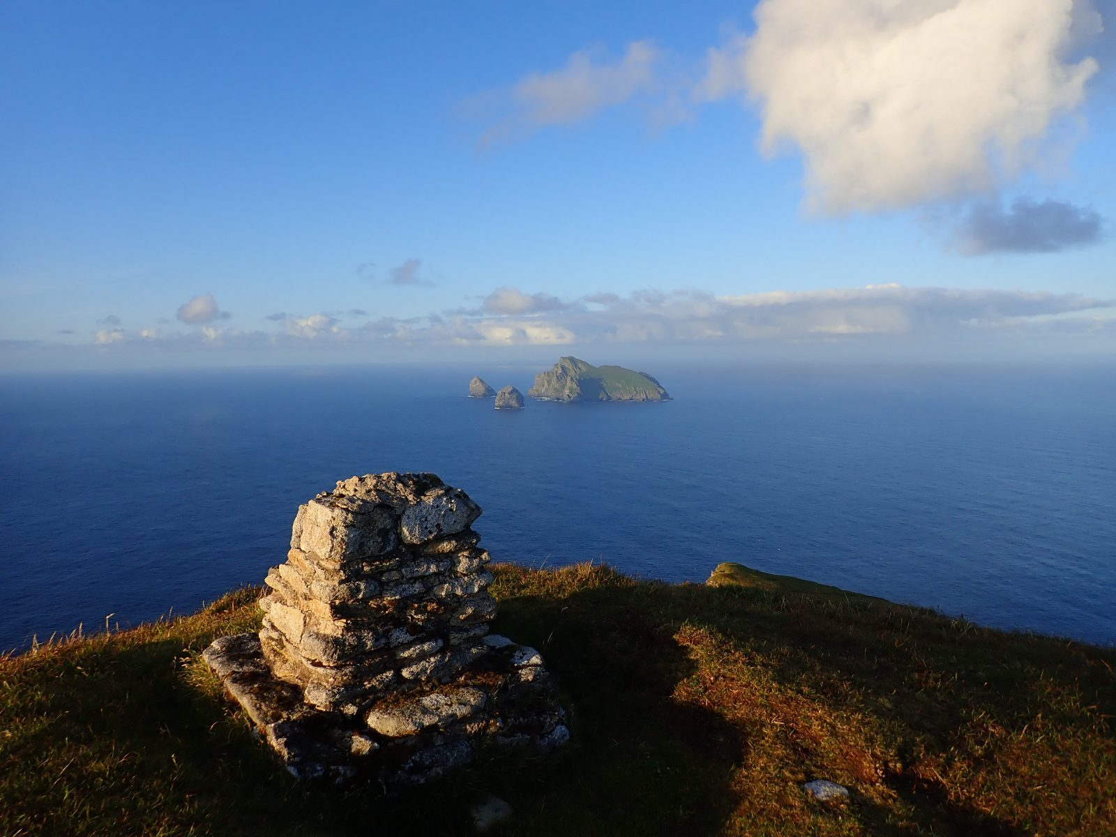 St Kilda Conacher Top Scotislands Scottish Islands