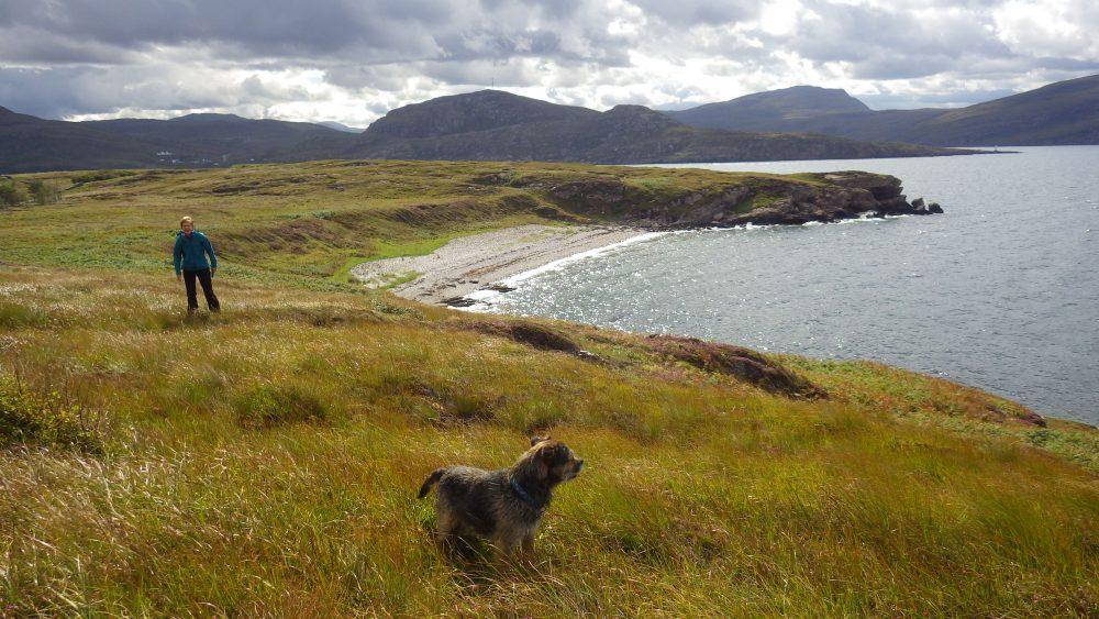 Isle Martin Border Scottish island