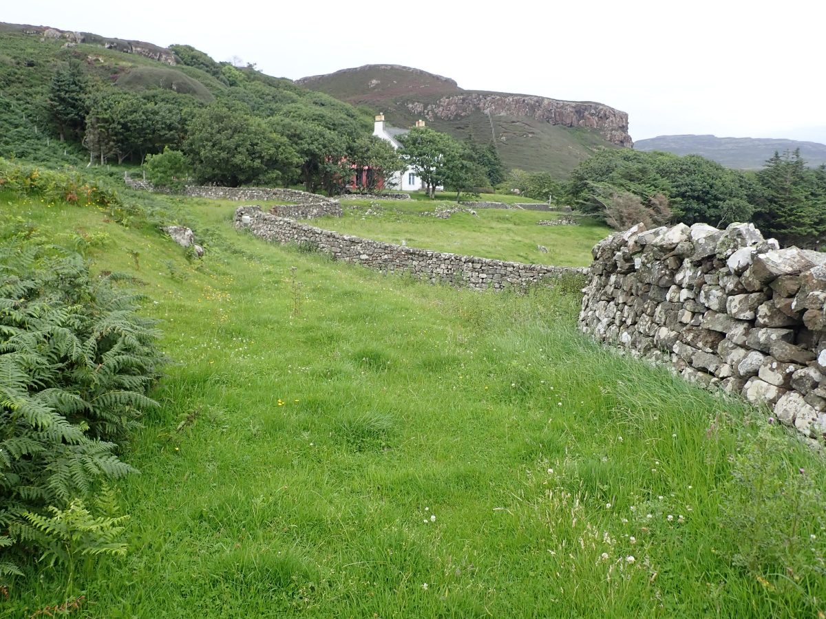 Scottish Islands Gometra House
