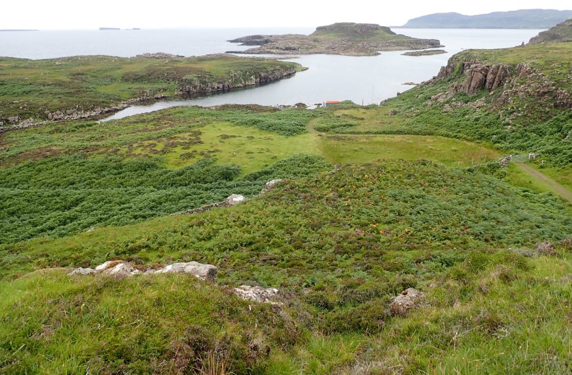 Scottish Islands Gometra Lon Mol Bay