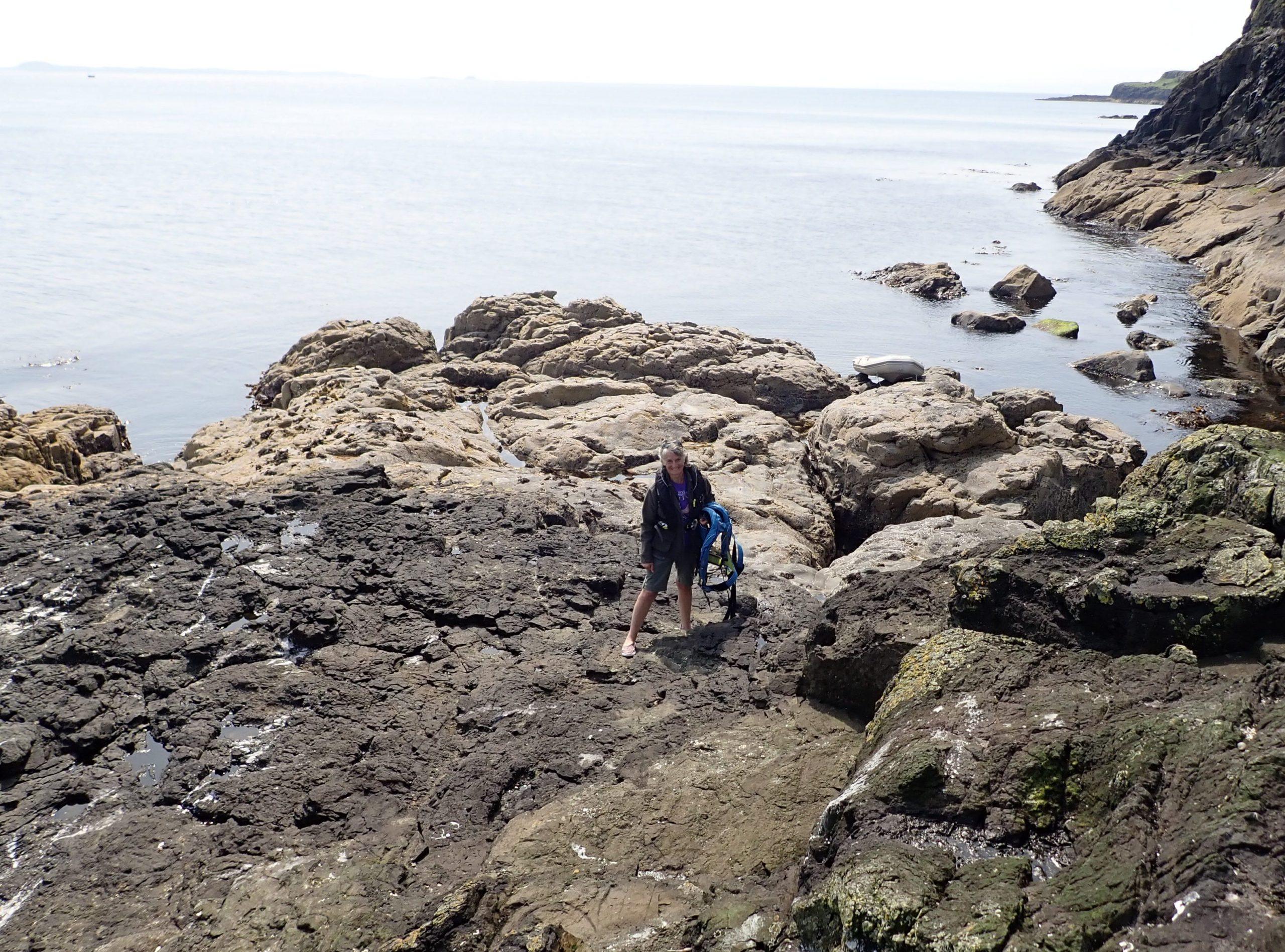 Dutchmans Cap east shore