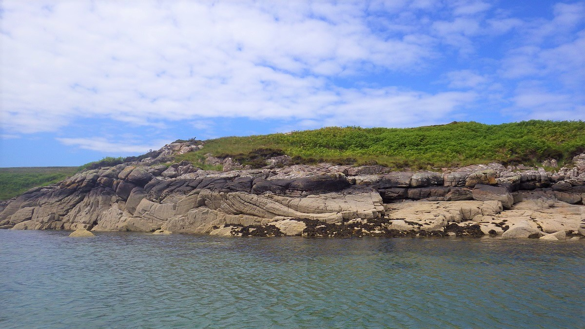 Scotislands Horse island geology
