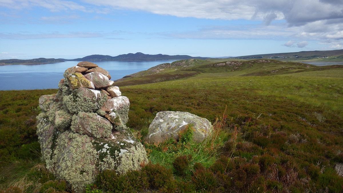 Scotislands summit horse island