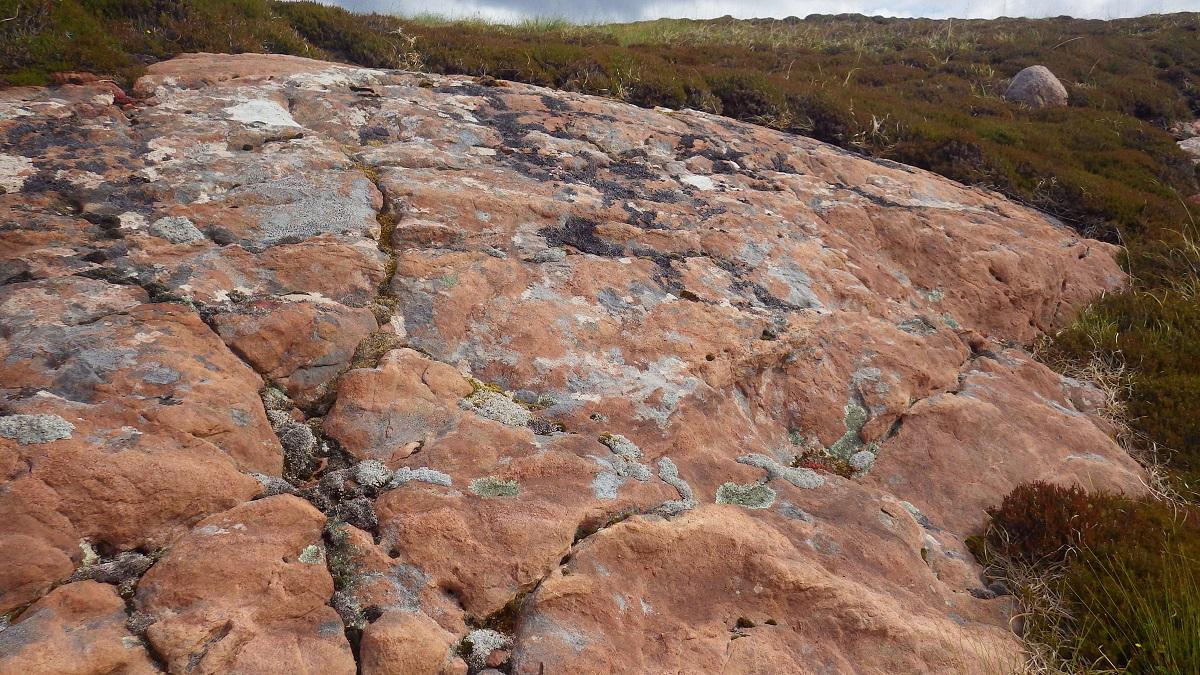 Scottish islands sandstone