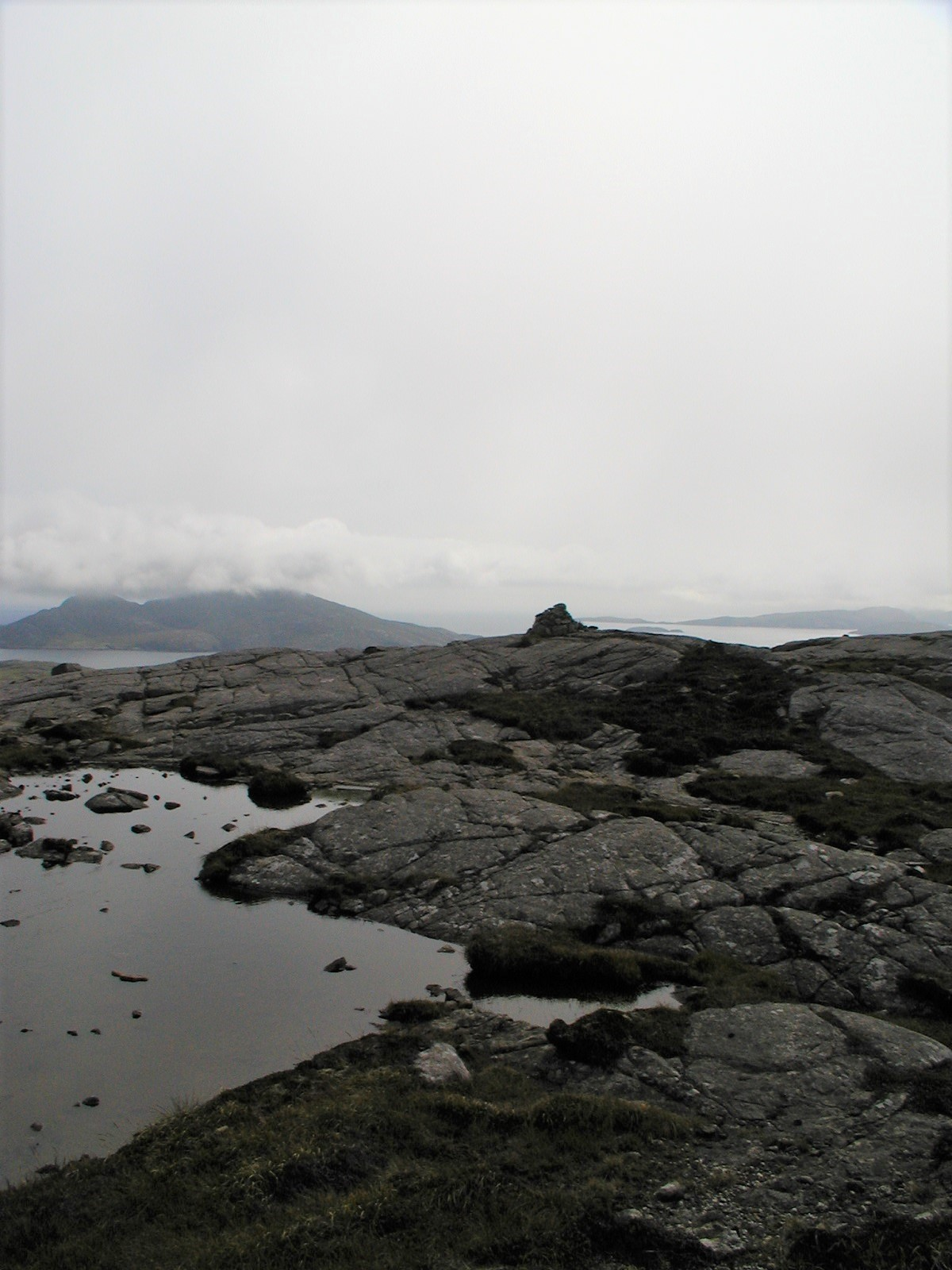 Cairn on Vatersay