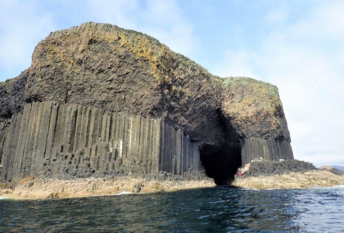 Staffa Fingals Cave NTS