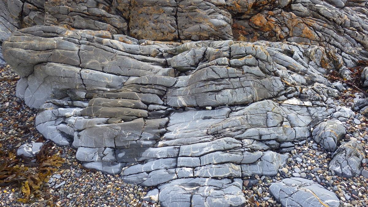 Scottish island geology