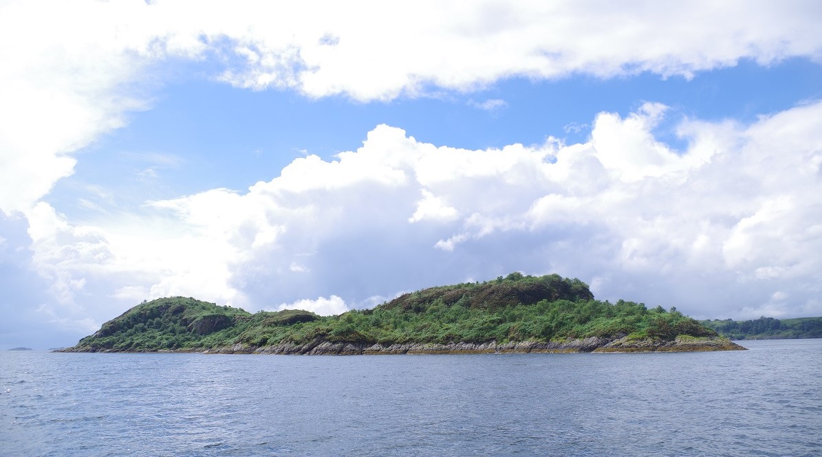 Eilean Dubh Lyn of Lorn