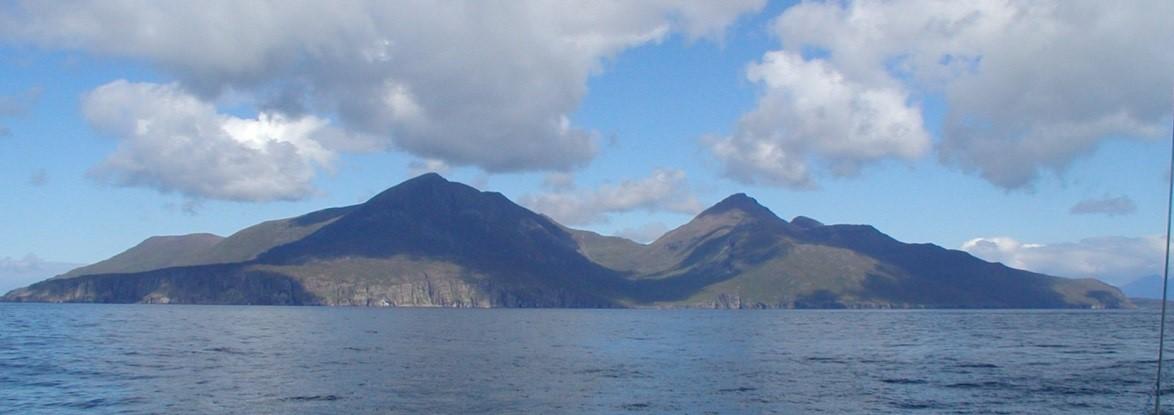 Rum Smasll Isles Scotland