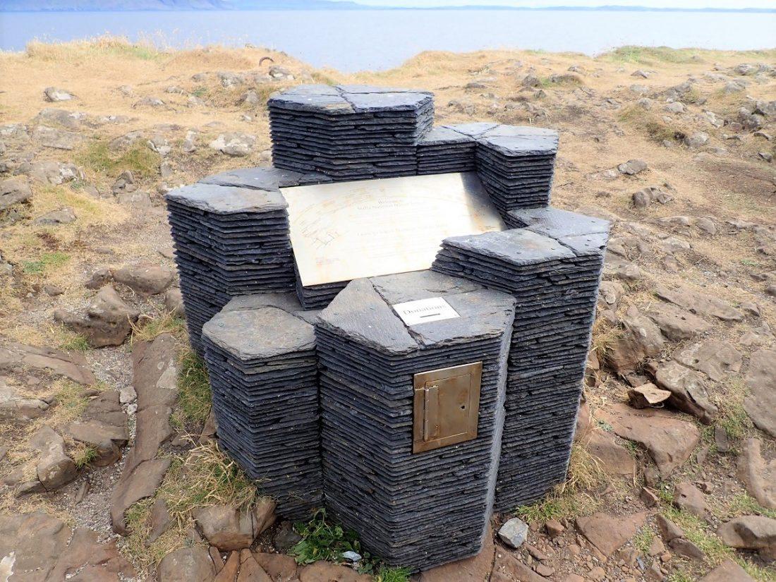 Staffa NTS collection box