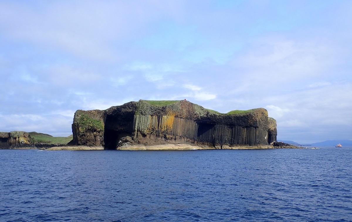 Staffa idlasnd NTS scotland