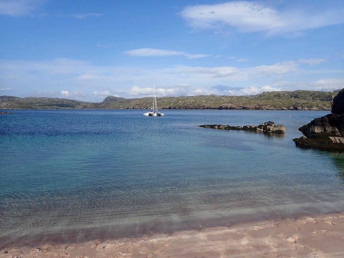 Hnada island Teampull Beach