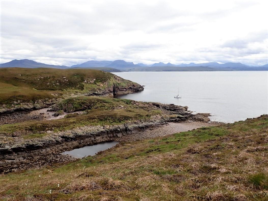 Carn Iar Summer Isles