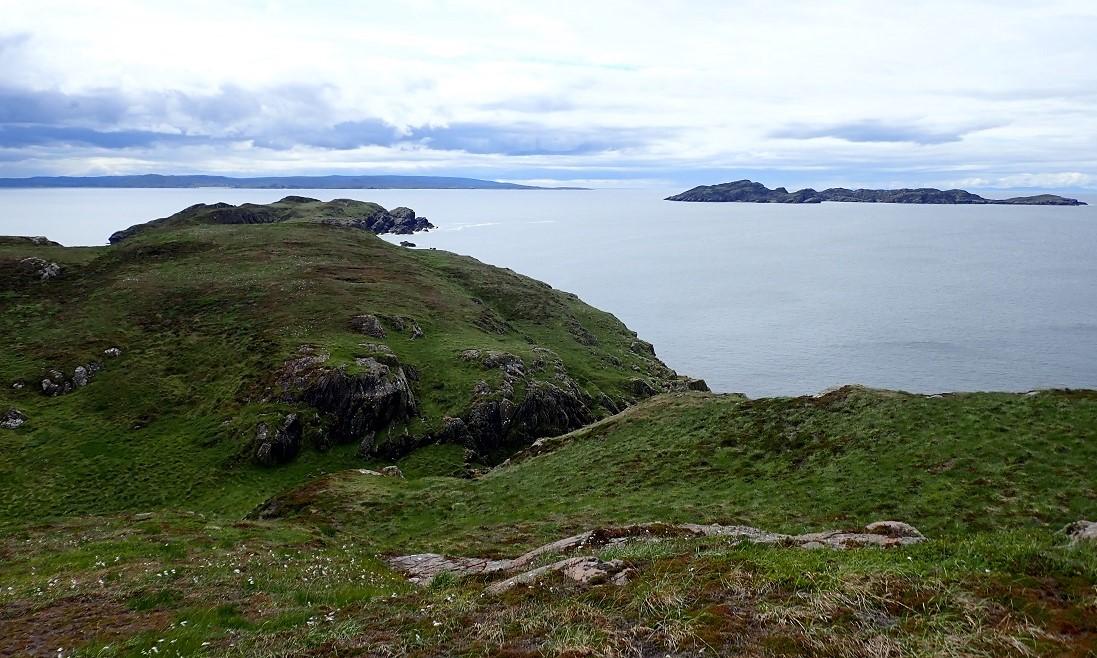 Summer isles Priest island