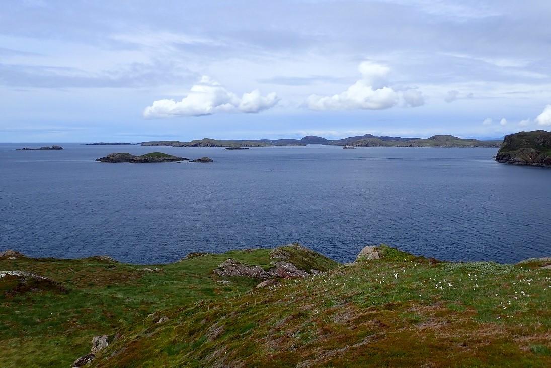 Summer Isles Scottish Islands