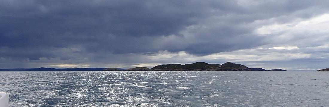 Carn Iar Island Summer isls scotland
