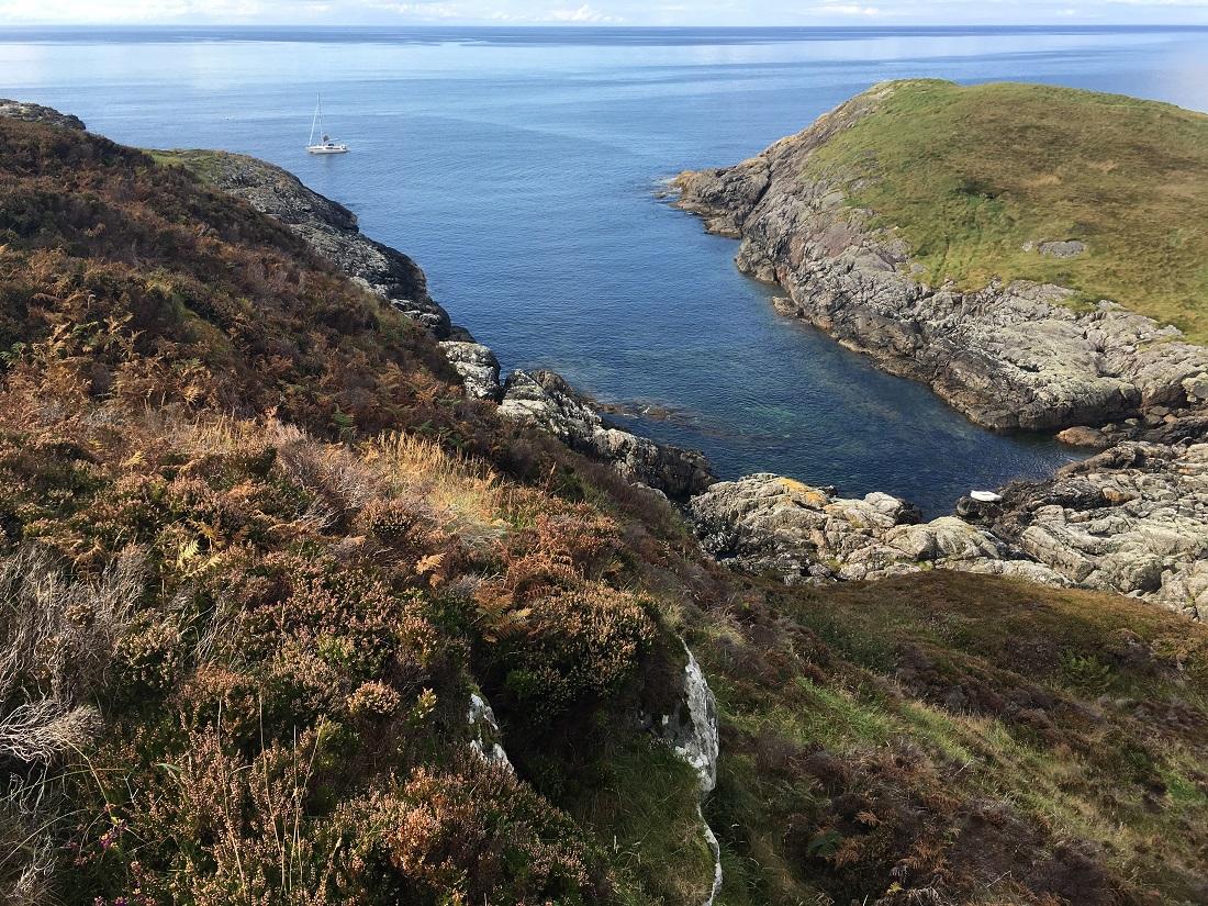 Scottish island Soyea Scotislands